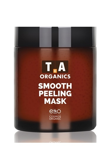 Tekin Acar Organic Smooth Face Peelıng Mask 100 Ml Renksiz